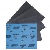 Шлифшкурка водостойкая в листах Norton Black Ice T417 230x280 P1000