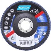 Лепестковый диск Norton Star Line 125x22.23 P40