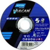 Отрезной диск Norton Vulcan  A30S T41   350x3.0x25.40