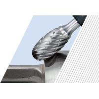 Твердосплавные борфрезы Norton с насечкой Steel Cut