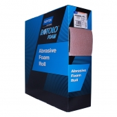 Шлифшкурка на поролоновой основе Norton Rotolo Foam Pro A275 115ммx25м P1000